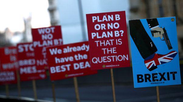 برکسیت؛ پارلمان بریتانیا بار دیگر توافق را بررسی میکند