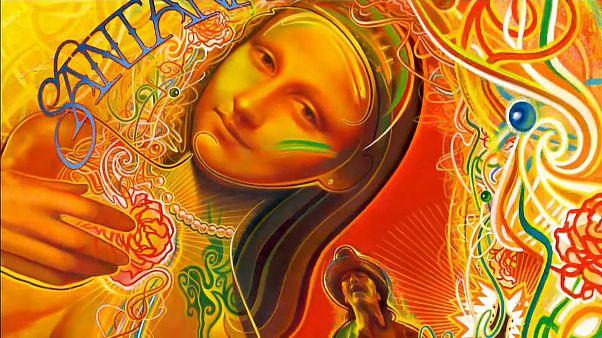 Carlos Santana en busca de la Mona Lisa