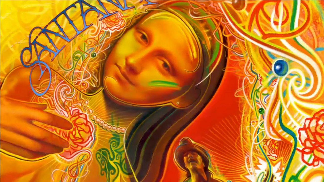 Carlos Santana feiert 50 Jahre Woodstock - auf Tour