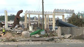 Une tornade dévaste La Havane