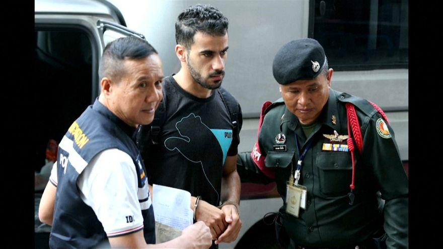الاتحاد الاسيوي لكرة القدم والفيفا يطالبان تايلاند  بالإفراج عن اللاعب البحريني حكيم العريبي