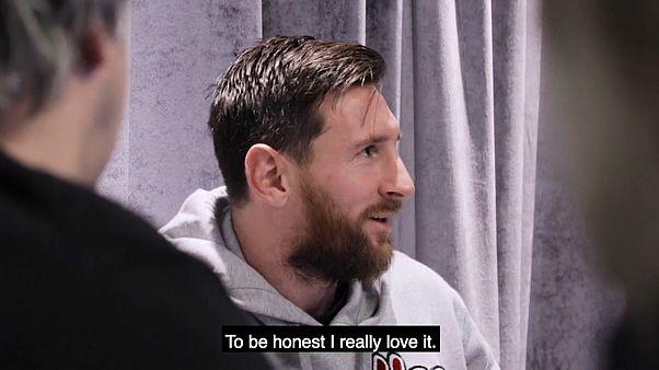 Messi már a Cirque du Soleilt is meghódította