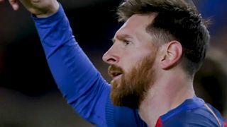 Leo Messi inspira al Circo del Sol