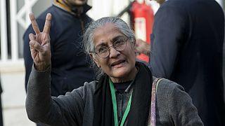 یکی از مدافعان حقوق بشر در پاکستان