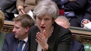 ماي تريد إعادة فتح اتفاق البريكست لكسب دعم البرلمان