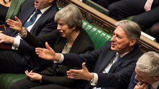 El Parlamento británico quiere renegociar el acuerdo de Brexit, la UE responde que no es posible