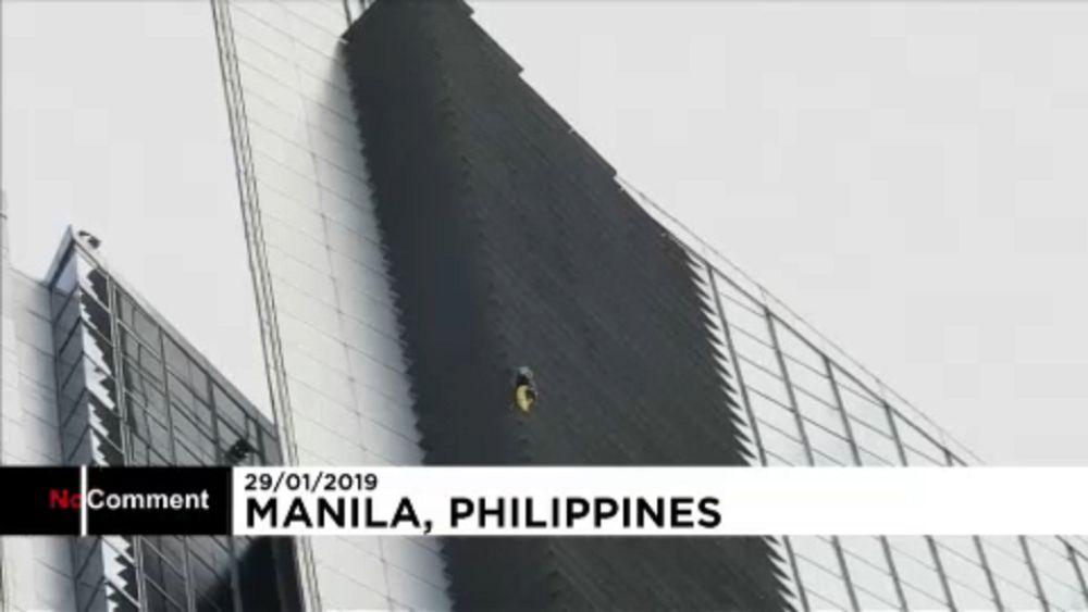Filipina manilában