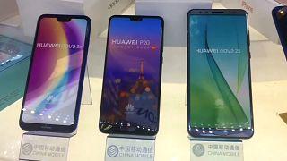 US-Anklage gegen Chinas Telekom-Riesen Huawei