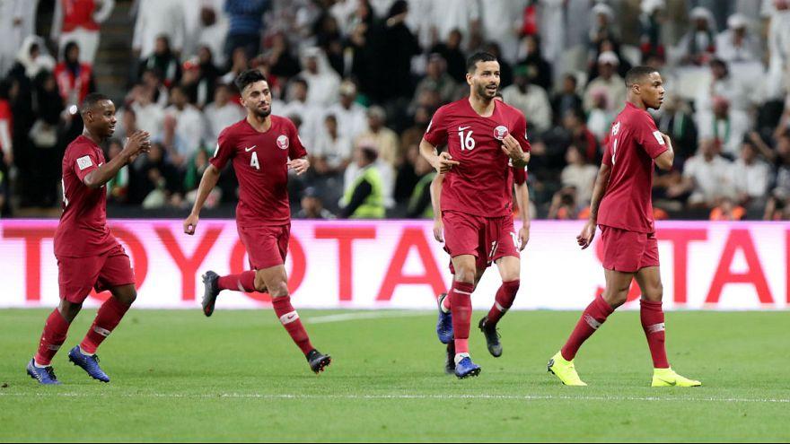 جام ملتهای آسیا؛ قطر با شکست سنگین امارات راهی فینال شد