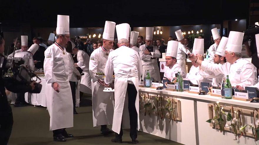 Bocuse d'Or: Kochen auf höchstem Niveau