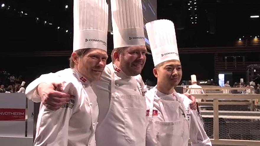 Denmark wins Bocuse d'Or 2019 'culinary Olympics' in Lyon