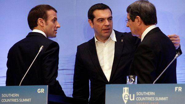 Países do Sul da União Europeia pedem mais solidariedade dos países do norte