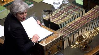 Brexit: Υπέρ της αντικατάστασης του backstop ψήφισαν οι Βρετανοί βουλευτές