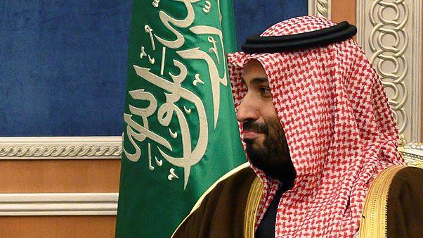 ولي العهد السعودي يناقش الوضع في اليمن مع الأمين العام للأمم المتحدة