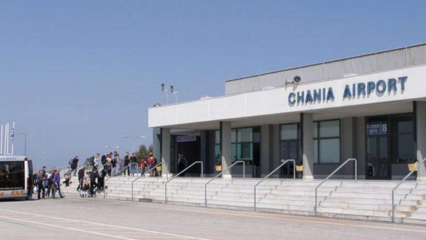 Αναγκαστική προσγείωση αεροσκάφους στα Χανιά