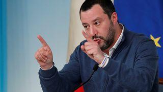 Crise franco-italienne : le ministre italien Matteo Salvini renchérit