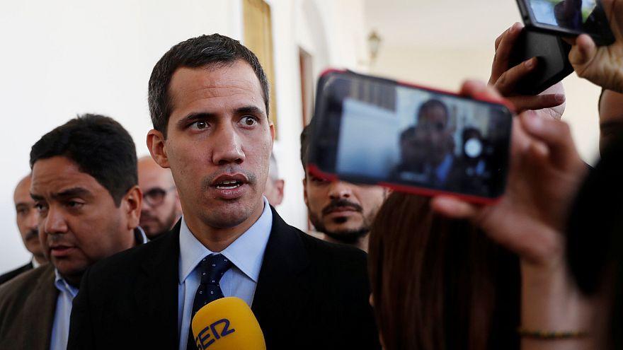 Juan Guaidó darf Venezuela nicht mehr verlassen