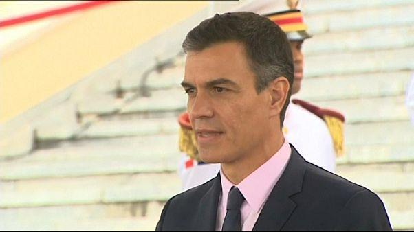 "Sánchez llama ""tirano"" a Maduro"