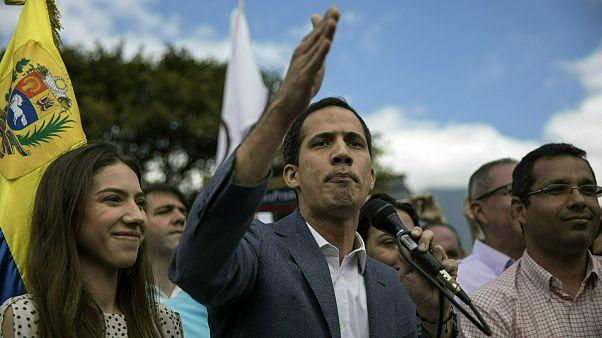 ونزوئلا؛ درخواست رهبر مخالفان از اتحادیه اروپا برای تحریم ها دولت