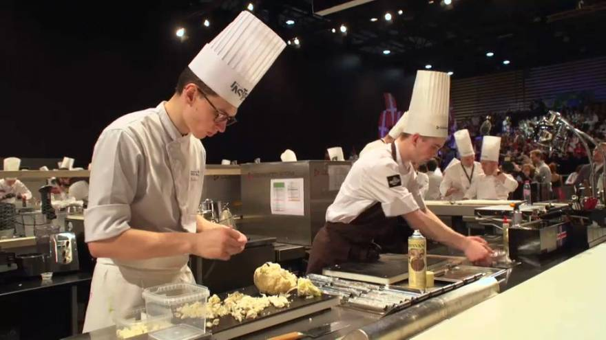 bocuse d or behind the scenes at lyon s gastronomic olympics euronews