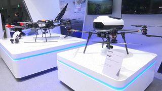 """شاهد: كوريا الجنوبية تطور طائرة """"درون"""" تعمل بالوقود الهيدروجيني"""