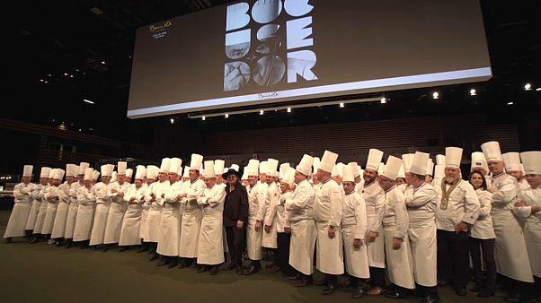 Ases da cozinha competem pelo Bocuse d'Or