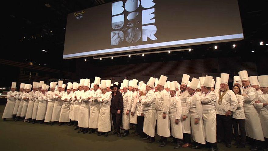 El mundo de la gastronomía se reúne en Lyon