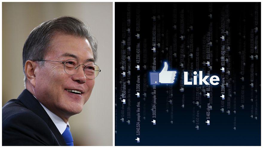 Güney Kore: 'Sahte beğeni' Moon'un sağ kolunu 2 yıla mahkum etti