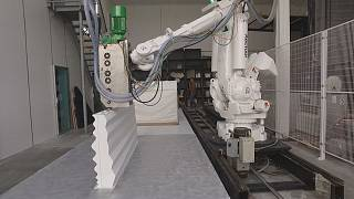 Sustainable architecture thanks to 3D printers