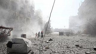 تقدم القاعدة في شمال سوريا يهدد اتفاق الهدنة الروسية التركية