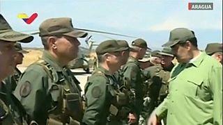 Nicolás Maduro quiere dialogar con la oposición venezolana