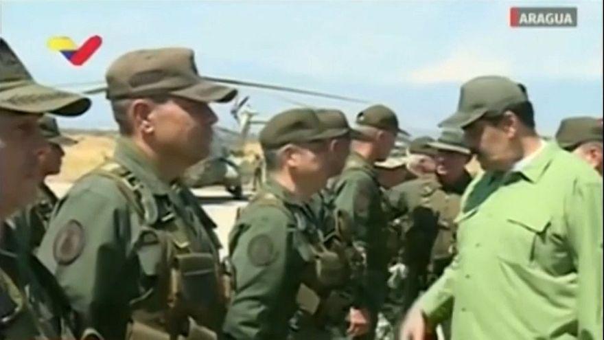 Nicolas Maduro prêt à des législatives anticipées mais pas à remettre son mandat en jeu