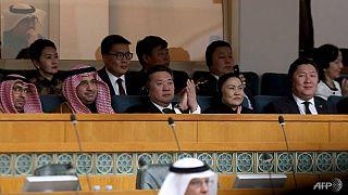 Yolsuzluk iddiaları Moğolistan meclis sözcüsünü koltuğundan etti