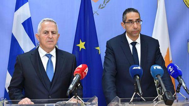 Κύπρος: Πρώτη επίσημη επίσκεψη για τον νέο υπουργό Άμυνας της Ελλάδας