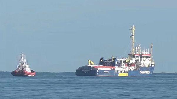 Véget érhet a Sea-Watch hajó kálváriája