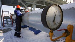 Gazprom: nő az európai igény az orosz gáz iránt