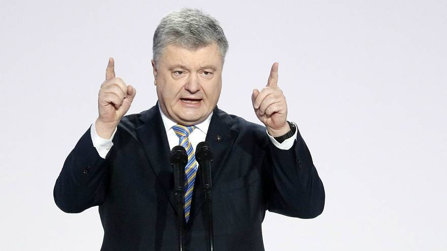 It's 'Me or Putin': Ukrainians left confused over president's campaign slogan