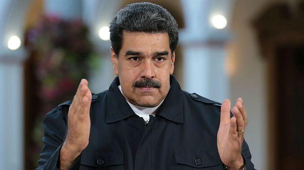 نیکولاس مادورو: ترامپ به کلمبیا دستور قتل مرا داده است