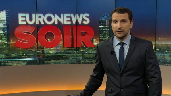 Euronews Soir : l'actualité du 30 janvier