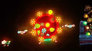 شاهد: الصين تستعد لإستقبال السنة القمرية الجديدة بالفوانيس والأضواء الملونة