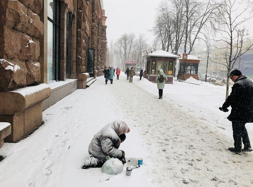 Bahtiyar Küçük, Kiev, Euronews