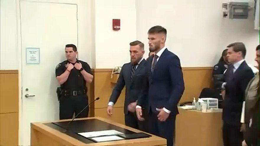 Súlyos eltiltást és pénzbüntetést kapott a két ketrecharcos
