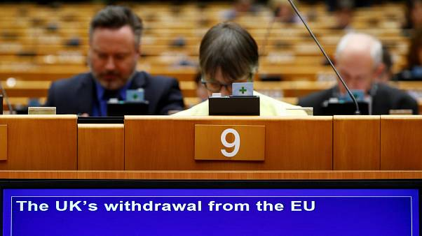 Watch: 'Withdrawal agreement remains best and only deal possible,' says Juncker