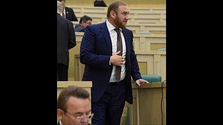 Szenátort tartóztattak le az orosz parlament felsőházában
