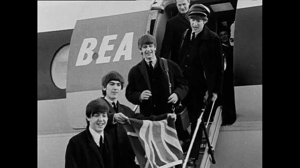 Un filme inédito de los Beatles