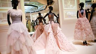 Christian Dior exhibition opens in London