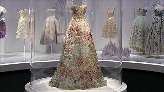 История Christian Dior на одной выставке