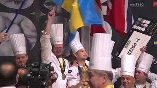 Dánia nyerte a Bocuse d'Or világdöntőjét