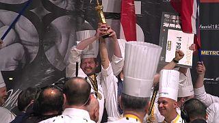 Denmark wins Bocuse d'Or 2019 'culinary Olympics'