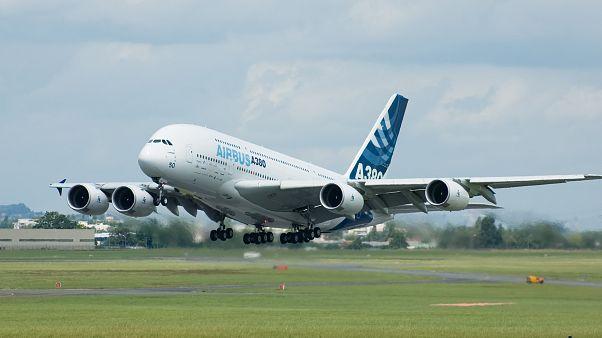 طائرة إيرباص A380